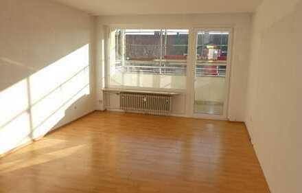 Maxfeld: Frei ab sofort! 3-ZW, 81m², 2 Balkone, Garage, Aufzug
