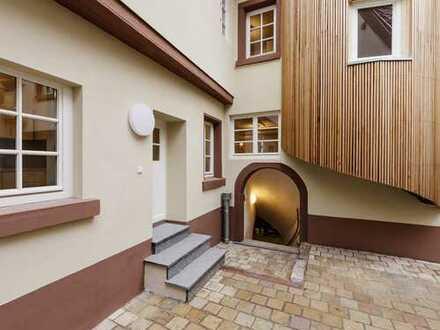 Tolles 1-Zimmer-Apartment mit Einbauküche in saniertem Altbau in Handschuhsheim