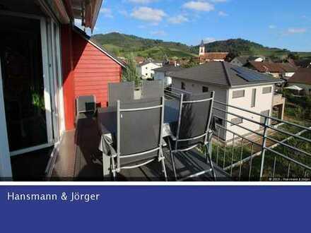 Moderne 3,5 Zimmer Maisonette Wohnung in Ortenberg