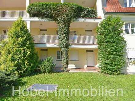 Traumhafte Parklage in Bad Reichenhall - 2-Zimmer-Wohnung 1.OG - Selbstnutzung oder Kapitalanlage