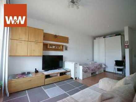Tolles Einzimmer-Apartment für Kapitalanleger oder Eigennutzer!
