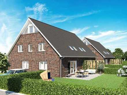Oslebshausen! Exklusive Doppelhaushälfte in familienfreundlichem Neubaugebiet!