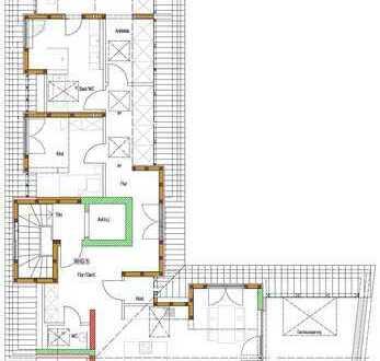 Erstbezug Neubau Traumhafte 3,5-Zimmer-DG-Wohnung, Flein, Hardtstr. 3