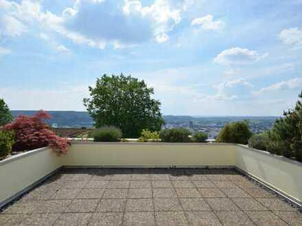 Ein Leben mit Aussicht - Moderne 3,5 Zimmer-Wohnung sucht nette neue Mieter