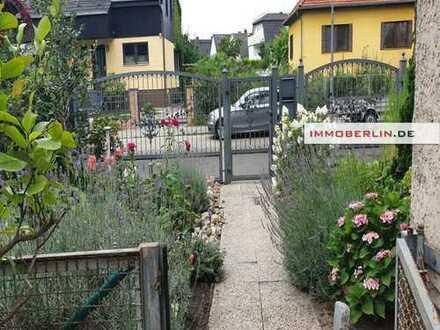 IMMOBERLIN.DE: Sehr attraktiver Grund! Ein-/Zweifamilienhaus mit Gartenparadies