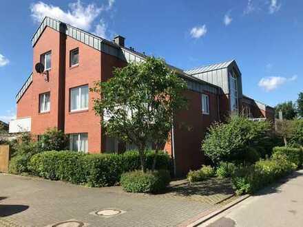 Familiengerechte 3 Zi.-Oberwohnung m. Balkon in optimaler Wohnlage