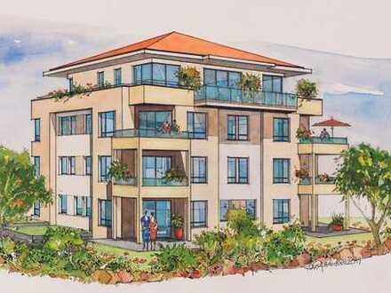 Erstbezug: exklusive 3-Zimmer-Wohnung mit Terrasse und Privatgarten in Bad Dürkheim