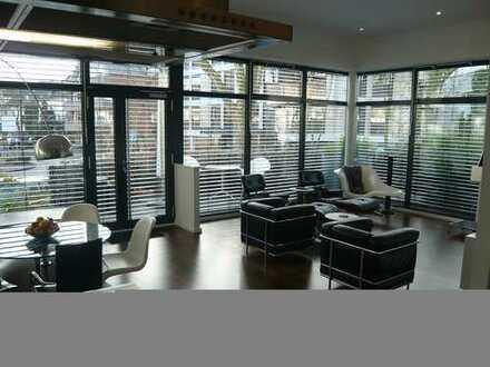 Bonn Plittersdorf, 140 qm (+35 qm), Exclusive Wohnung, teilgewerbliche Nutzung möglich
