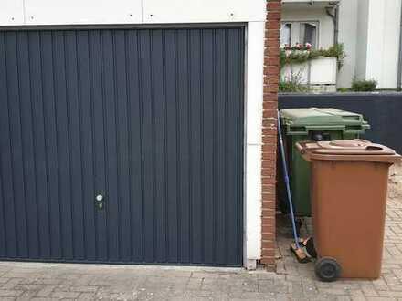 Garage frei ab sofort!!!
