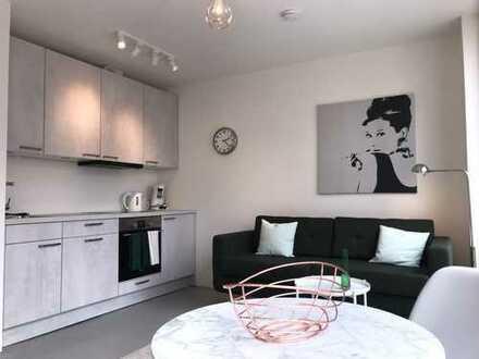 Modernes, komplett eingerichtetes 1-Zimmer-Appartement im Zentrum von Pfullingen