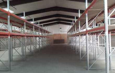 Provisionsfreie Lagerhalle, Moers direkt an der A42 Ausfahrt 2 Moers-Nord
