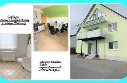 Selbstnutzung oder Kapitalanlage ~ Geräumige 4-Zimmer-Etagen-Wohnung