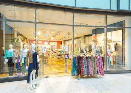 Retailfläche in der City von Halle!