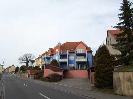 Helle DG-Wohnung mit Balkon in Lommatzsch zu verkaufen