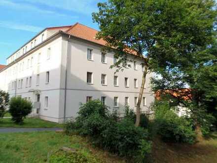 2-Raum-Erdgeschoss-Wohnung in ruhiger Grünlage