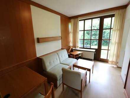 1-Zimmer Mietwohnung mit Südterrassen nur 100 m vom Thermalbad entfernt!!!
