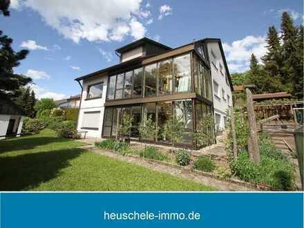 Exklusives, freistehendes 1-2 Familienhaus mit Einliegerwohnung in bester Lage im schönen Freudental