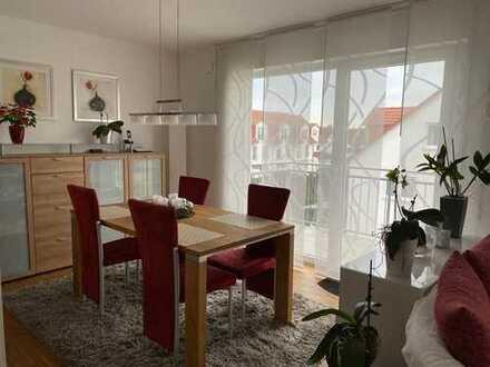Exklusive, neuwertige 3-Zimmer-Wohnung mit Balkon in Mörfelden-Walldorf/Walldorf