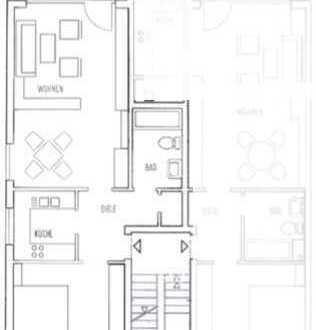 2 ZKB Wohnung in ruhiger Lage in Rohrbach zu verkaufen