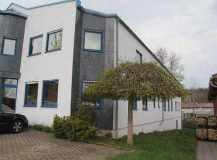 Wohnen und Arbeiten unter einem Dach...großzügiges Gewerbeanwesen mit 2 Wohnungen!