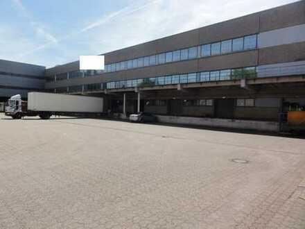 3400 Quadratmeter Gewerbehalle, Lagerhalle mieten