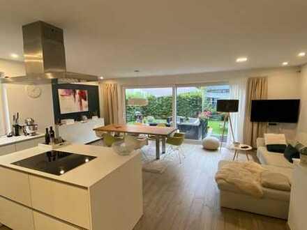 Luxuriöse 4-Zimmer EG Wohnung mit Garten im Schälzig
