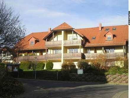 Kapitalanleger aufgepasst!!! Moderne 3-Zimmerwohnung mit Balkon in idyllischer Lage von Höckendorf