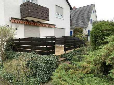 Schöne, großzügige und helle 2-Zimmer Wohnung in Darmstadt, nahe TU
