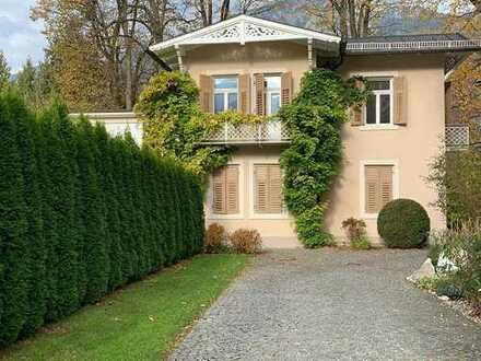 Herrschaftlich Wohnen in Bad Reichenhall, nahe von Salzburg.