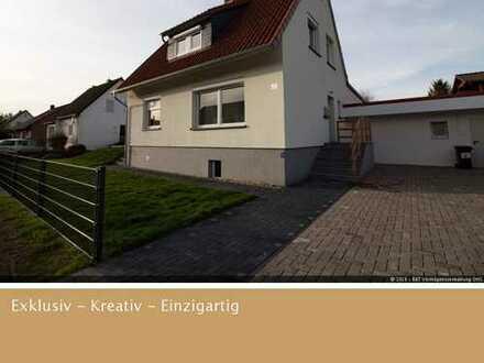 Kernsaniertes EFH in Hermannsburg mit Doppelgarage und einer schönen Terrasse...