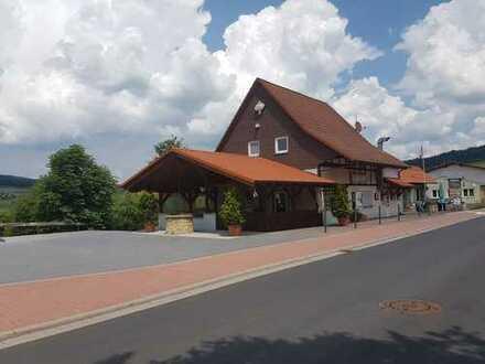 Rustikale Pizzeria in Sinntal Oberzell ab sofort zu verkaufen