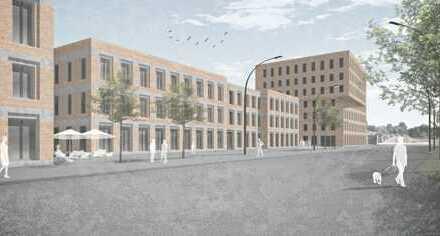 STELLWERK SÜD | Neubau Gesundheitszentrum