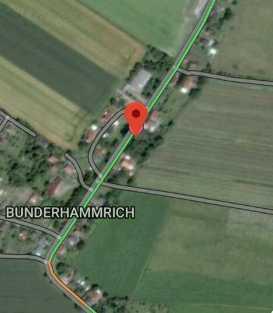 Achtung! Erschlossenes Baugrundstück für Einfamilienhaus in Bunderhammrich.(Nähe Bunde/Ostfriesland)