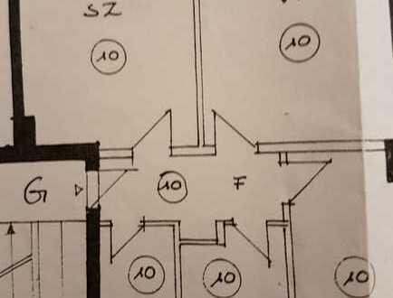 Sonnige Dachgeschosswohnung in Bad Belzig zu vermieten