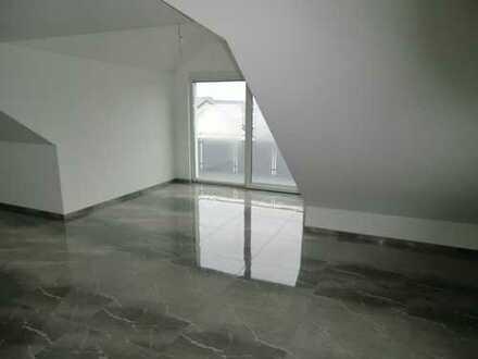 Exclusive 3.5 Zimmerwohnung Neubau mit eingebauter moderner Einbauküche, Balkon