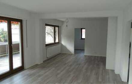 Erstbezug nach Sanierung einer 3,5 Zimmer Erdgeschosswohnung in Kernen im Remstal/ Rommelshausen