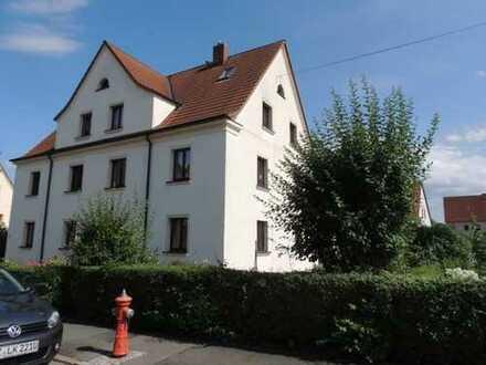 Gemütliche Wohnung am Borberg in Kirchberg