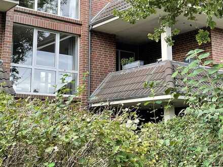 Helle 2-Zimmer-Wohnung mit Balkon und Einbauküche in Oldenburg (Oldenburg)