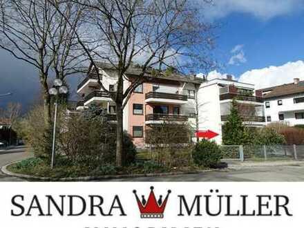 Sehr gepflegte 3-Zimmerwohnung in beliebter Lage von Bad Wörishofen
