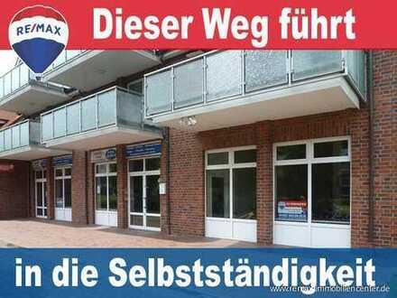 Ladenlokal in der Fußgängerzone in Schillig!
