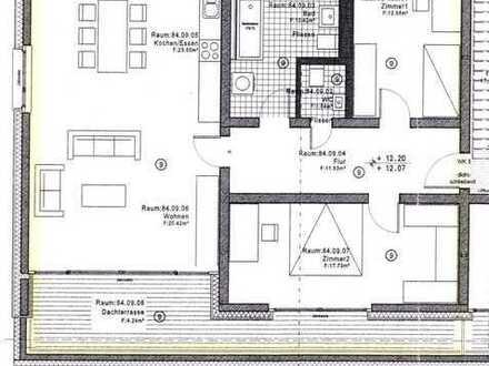 1.080 €, 102 m², 3 Zimmer