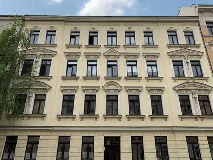Zwei Zimmer in Gohlis-Süd mit Balkon!