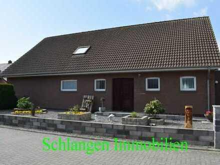 Hochwertiges Einfamilienhaus mit Garage in Hafennähe im Seemannsort Barßel