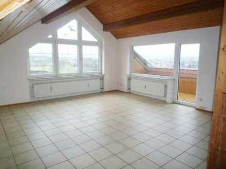 Besondere Studio-Wohnung (4 ZKB) mit Traumblick