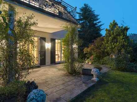 Auf der Sonnenseite in Berg - Wohlfühlhaus mit hoher Privatsphäre in ruhiger Familienlage