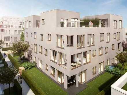 Volltreffer! Charmante 3-Zimmer-Gartenwohnung mit großer Terrasse