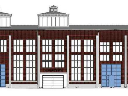 sanierte Büro- Werkstatt- und Lagerflächen ab 2022