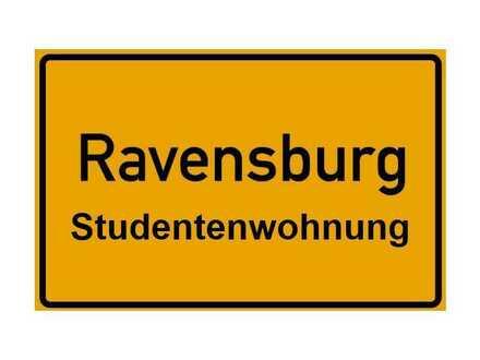 Achtung Kapitalanleger! Ravensburg Südstadt, 5-Zi-Studentenwohnung, 5,5 % Rendite