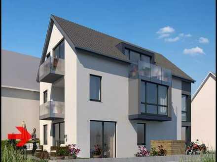 Exklusives Wohnen mit Seeblick - Neubau Etagenwohnung