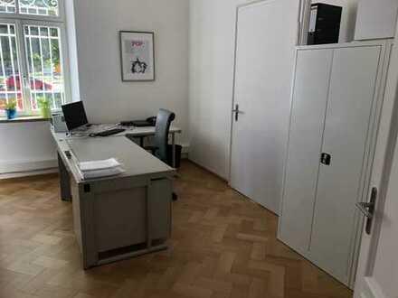 Büroräume möbliert für Bürogemeinschaft